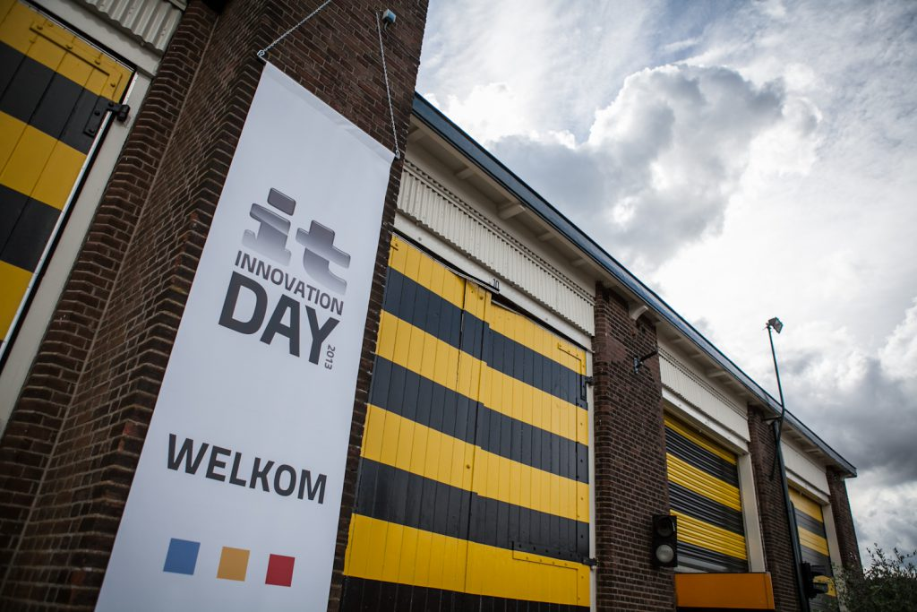 IT Innovation Day, Rijtuigenloods, Amersfoort