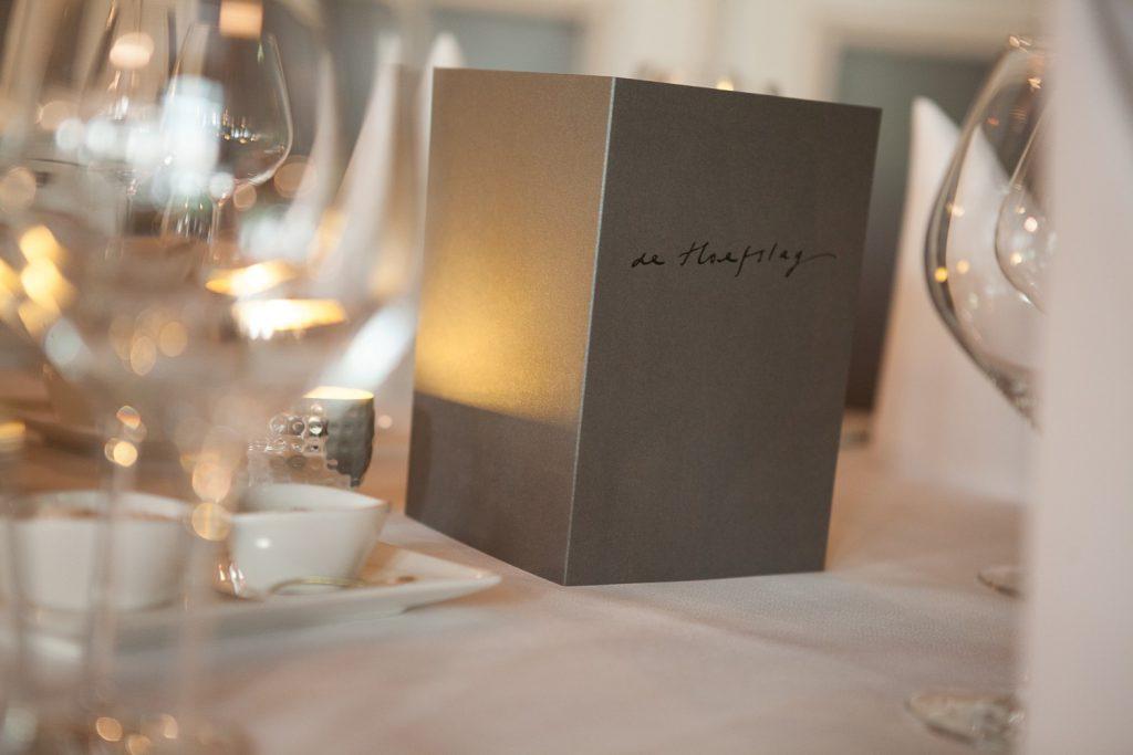 CIO, Restaurant de Hoefslag in Bosch en Duin, Zeist,